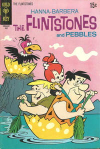 Cover Thumbnail for The Flintstones (Western, 1962 series) #59