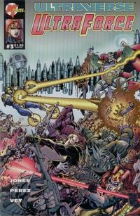 Cover Thumbnail for UltraForce (Malibu, 1994 series) #3