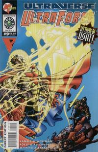 Cover Thumbnail for UltraForce (Malibu, 1994 series) #9