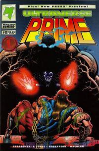Cover Thumbnail for Prime (Malibu, 1993 series) #13