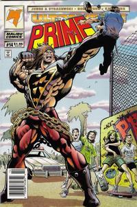 Cover Thumbnail for Prime (Malibu, 1993 series) #14