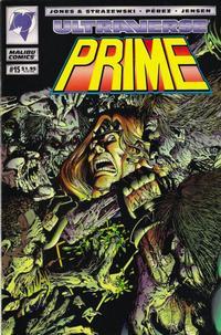 Cover Thumbnail for Prime (Malibu, 1993 series) #15
