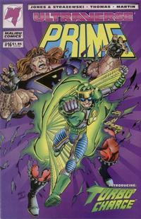 Cover Thumbnail for Prime (Malibu, 1993 series) #16