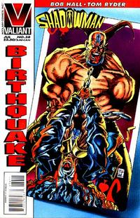 Cover Thumbnail for Shadowman (Acclaim / Valiant, 1992 series) #38