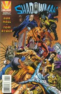 Cover for Shadowman (Acclaim / Valiant, 1992 series) #42