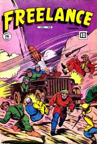 Cover Thumbnail for Freelance Comics (Anglo-American Publishing Company Limited, 1941 series) #31