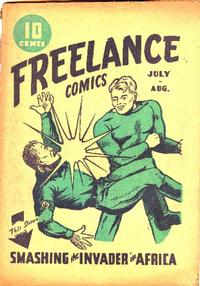 Cover Thumbnail for Freelance Comics (Anglo-American Publishing Company Limited, 1941 series) #v1#1
