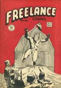 Cover Thumbnail for Freelance Comics (Anglo-American Publishing Company Limited, 1941 series) #v2#3