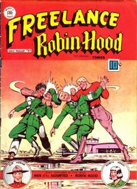 Cover Thumbnail for Freelance Robin Hood and Company Comics (Anglo-American Publishing Company Limited, 1945 series) #27