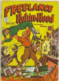 Cover Thumbnail for Freelance Robin Hood and Company Comics (Anglo-American Publishing Company Limited, 1945 series) #28