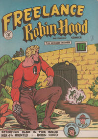 Cover Thumbnail for Freelance Robin Hood and Company Comics (Anglo-American Publishing Company Limited, 1945 series) #29