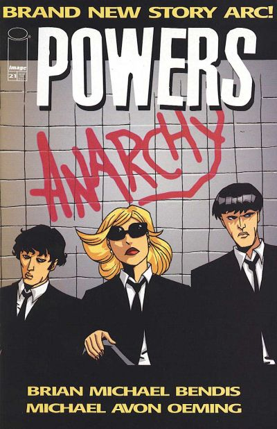 Cover for Powers (Image, 2000 series) #21