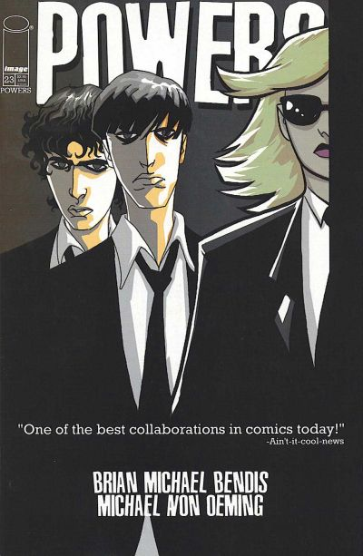 Cover for Powers (Image, 2000 series) #23