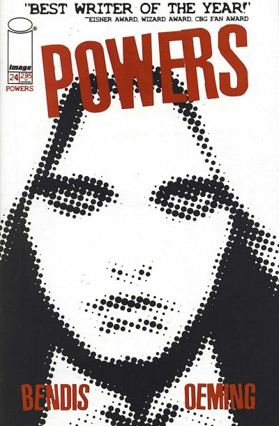 Cover for Powers (Image, 2000 series) #24