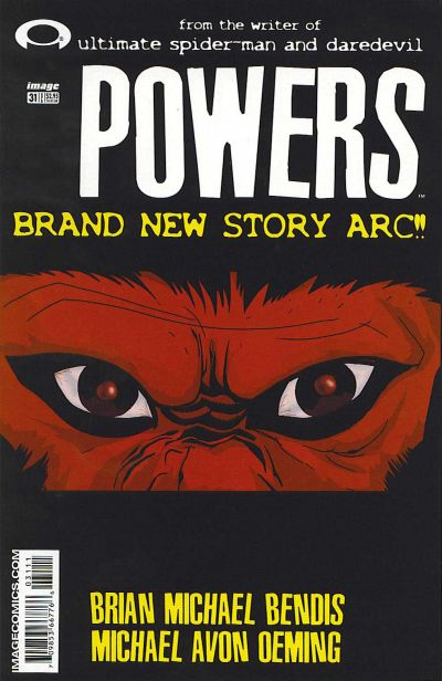 Cover for Powers (Image, 2000 series) #31