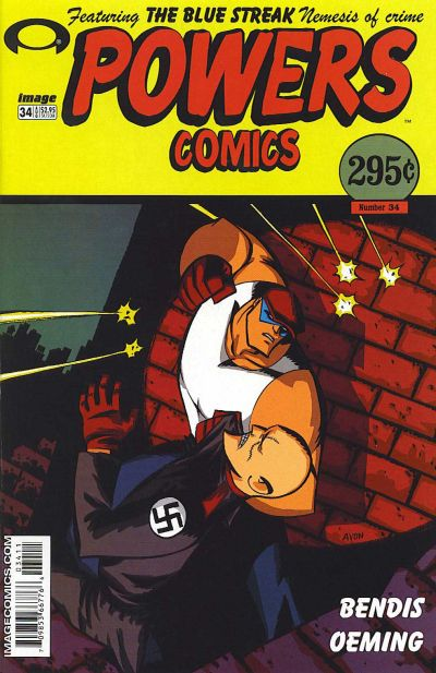 Cover for Powers (Image, 2000 series) #34