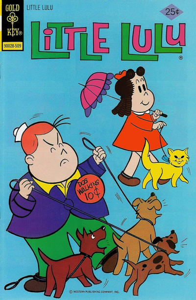 Cover for Little Lulu (Western, 1972 series) #228