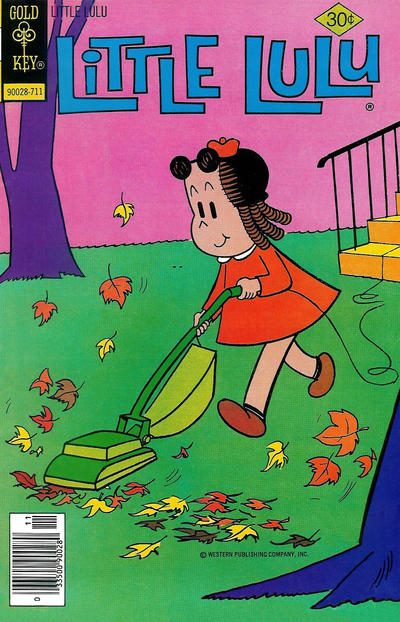 Cover for Little Lulu (Western, 1972 series) #242