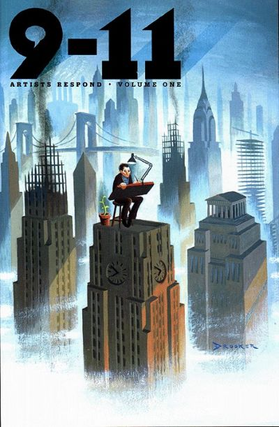 Cover for 9-11 (Dark Horse, 2002 series) #1