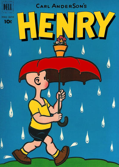 Cover for Henry (Dell, 1948 series) #25