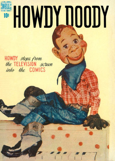 Cover for Howdy Doody (Dell, 1950 series) #1