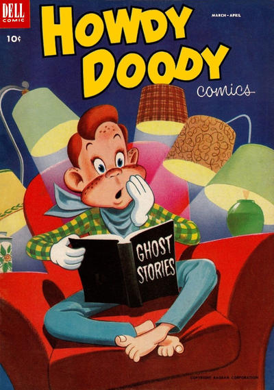 Cover for Howdy Doody (Dell, 1950 series) #21