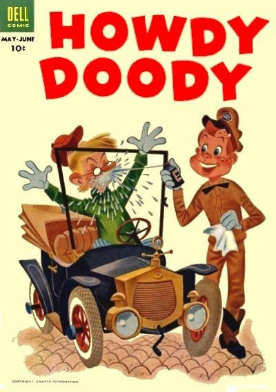 Cover for Howdy Doody (Dell, 1950 series) #28