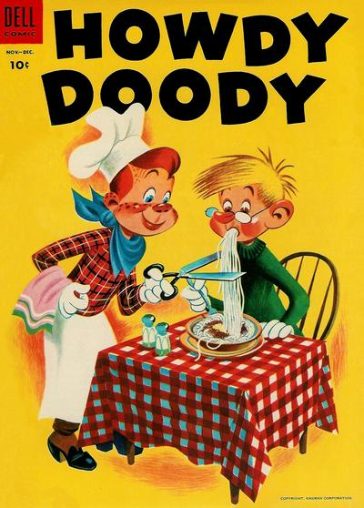 Cover for Howdy Doody (Dell, 1950 series) #31