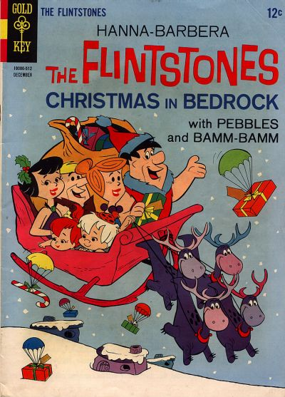 Cover for The Flintstones (Western, 1962 series) #31