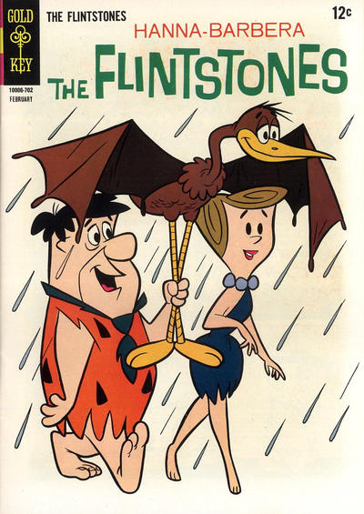 Cover for The Flintstones (Western, 1962 series) #38