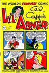 Cover for Al Capp's Li'l Abner (Toby, 1949 series) #70