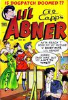 Cover for Al Capp's Li'l Abner (Toby, 1949 series) #85