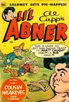 Cover for Al Capp's Li'l Abner (Toby, 1949 series) #88