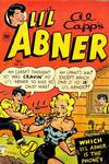 Cover for Al Capp's Li'l Abner (Toby, 1949 series) #90