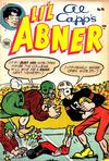 Cover for Al Capp's Li'l Abner (Toby, 1949 series) #96