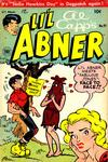 Cover for Al Capp's Li'l Abner (Toby, 1949 series) #97