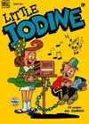 Cover for Little Iodine (Dell, 1950 series) #1