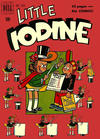 Cover for Little Iodine (Dell, 1950 series) #3