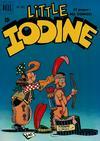 Cover for Little Iodine (Dell, 1950 series) #4