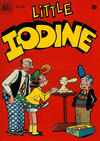Cover for Little Iodine (Dell, 1950 series) #5