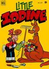 Cover for Little Iodine (Dell, 1950 series) #7