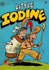 Cover for Little Iodine (Dell, 1950 series) #8