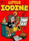 Cover for Little Iodine (Dell, 1950 series) #10