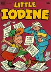Cover for Little Iodine (Dell, 1950 series) #14