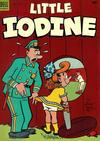 Cover for Little Iodine (Dell, 1950 series) #18