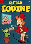 Cover for Little Iodine (Dell, 1950 series) #21