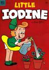 Cover for Little Iodine (Dell, 1950 series) #24