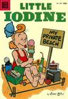 Cover for Little Iodine (Dell, 1950 series) #33