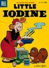 Cover for Little Iodine (Dell, 1950 series) #35