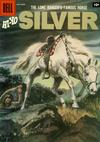 Cover for The Lone Ranger's Famous Horse Hi-Yo Silver (Dell, 1952 series) #23